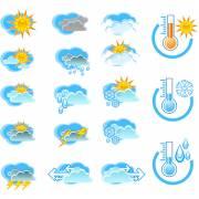 Прогноз погоды на завтра в Вашем городе